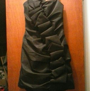 Very provocatuve cicktale dress Love tease S